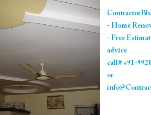 Interview with Hemant Kumar Jadhav, Commercial False Ceiling Contractor