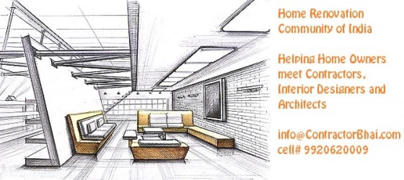 Interior design for 1 bhk flat for 1 bhk apartment design