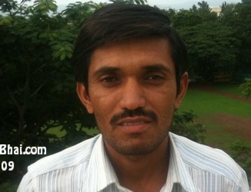 Interview with Surendra Bharvada, Carpenter in Pune