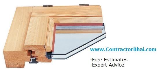 Wood Windows India Home Repairs Renovation