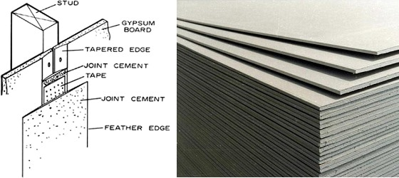 Details Of Gypsum Board Used In Flase Ceiling Contractorbhai