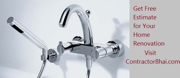 bathroom fittings faucet India Bathroom Renovation Mumbai Pune Banaglore