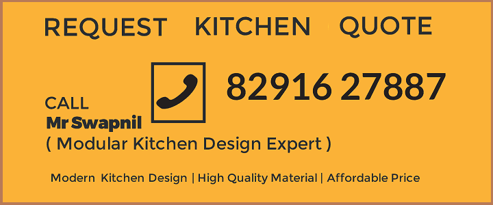 Modular Kitchen Contractorbhai Request Quote