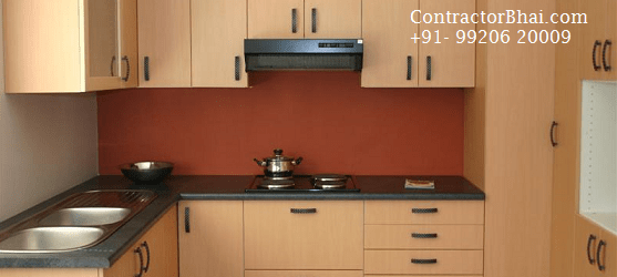 Modular Kitchen Mumbai Home Renovation ContractorBhai