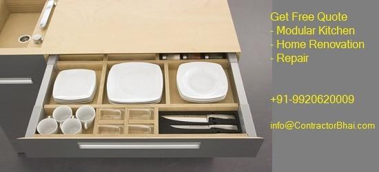 Modular Kitchen in Mumbai Budget vs Costly