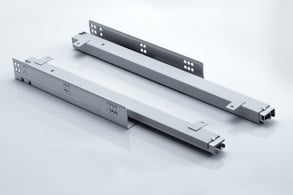Channels for Modular Kitchen Drawers