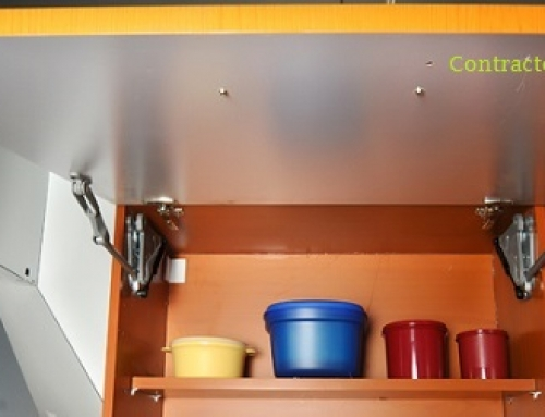 Detailed Notes on Modular Kitchen Cabinets in Step by Step Order