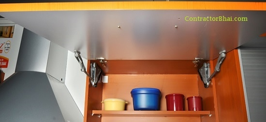 Detailed Notes On Modular Kitchen Cabinets In Step By Step Order Contractorbhai