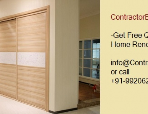 Wardrobe Estimate in Delhi