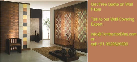 Wall-Paper Wall Covering Peel ContractorBhai