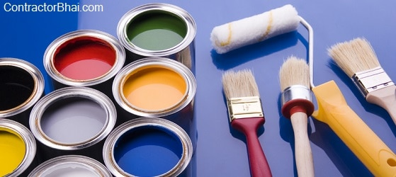 home painting rates mumbai contractorbhai