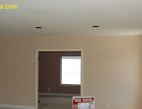How to calculate cost of Painting House