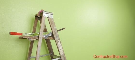 Luster paint vs Velvet paint Mumbai Pune Bangalore ContractorBhai