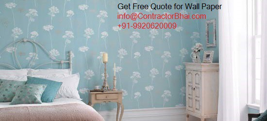 Wall Covering & Wall Paper India Howto Guide (1)