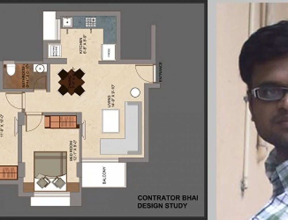 Interview with surendra bharvada carpenter in pune contractorbhai for Interview with a professional interior designer