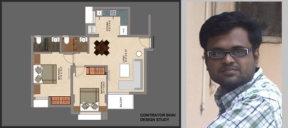 Interview with nimesh solanki interior designer mumbai contractorbhai for Interview with a professional interior designer