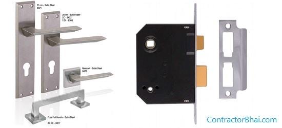 Hettich mortise Lock & handle set - Review