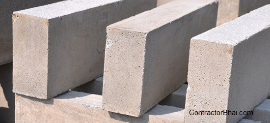 C4X Bricks FlyAsh Concrete Clay Brick India