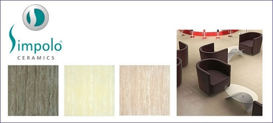Simpolo vitrified tiles 800mm x 800mm - India