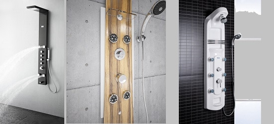 bathroom shower panel - product review