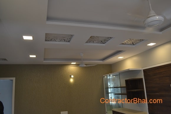 Cost Of False Ceiling