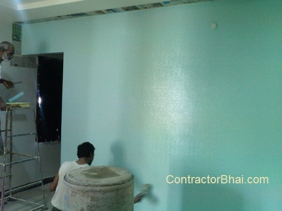 Painting contractorbhai for Cost of a mural