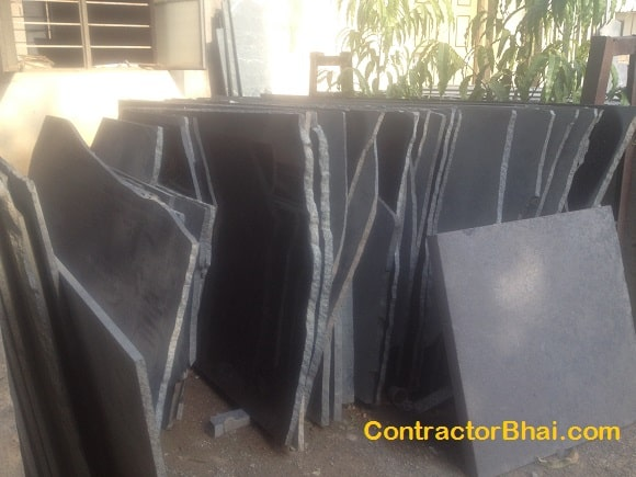 building material Granite cost rates