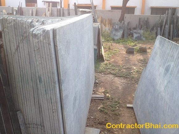 building material Marble cost rates
