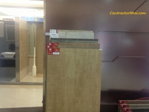 RAK Modern Wood DBE 598x1198 Vitrified Floor Tile