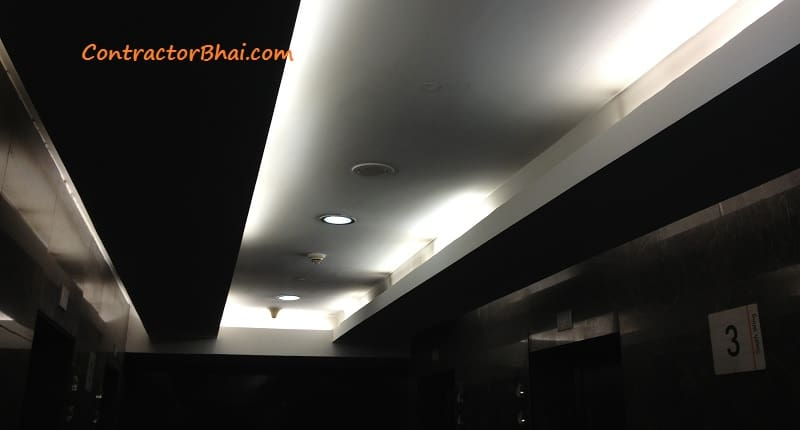 Cove Light False Ceiling LED Lights India