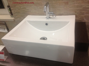 Hindware Italian Enigma Wash Basin