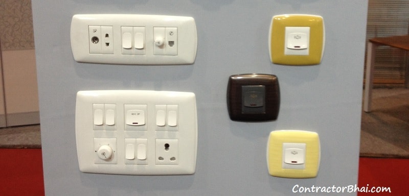 Modular Switches India