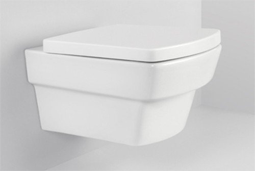 Queo Orca Wall Mounted Water Closet