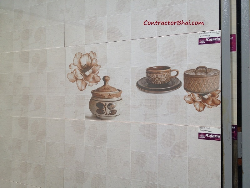 Kajaria contractorbhai for Bathroom designs kajaria