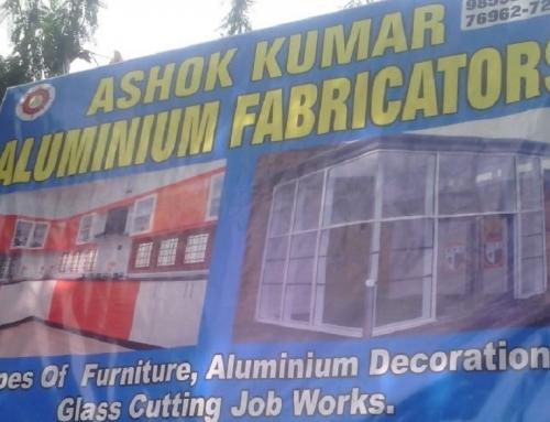 Aluminium Furniture Jalandhar Punjab