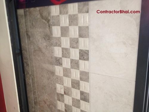Caledonia Light & Dark HL 300x450mm Wall Tiles ContractorBhai