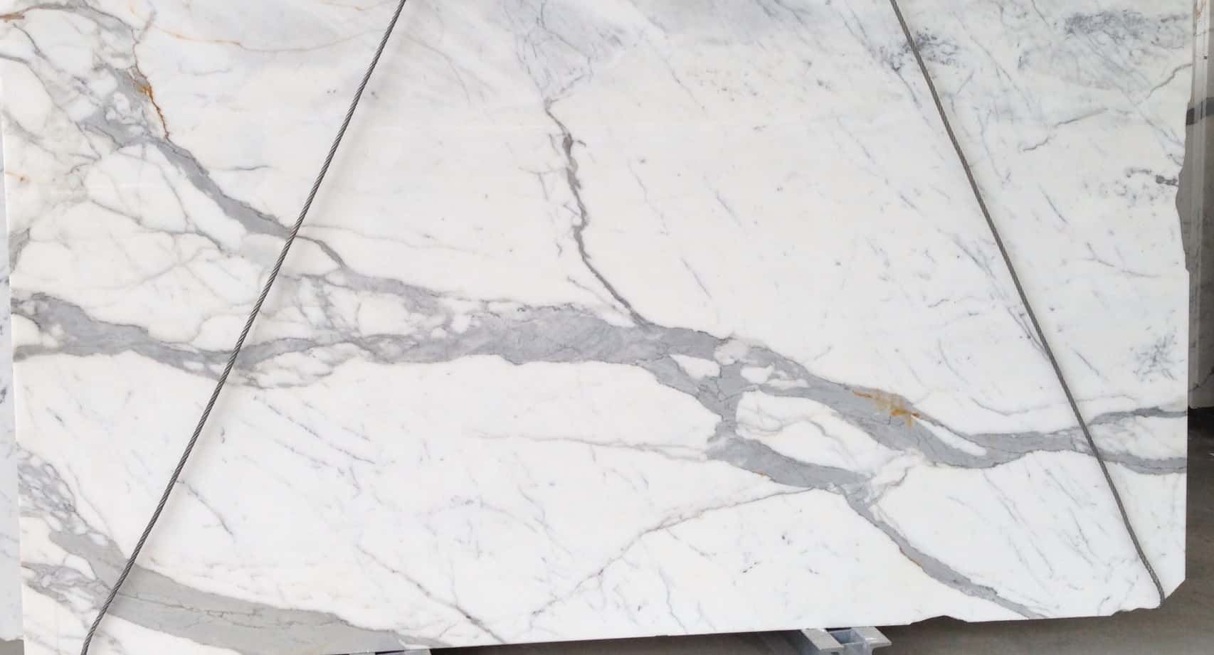 Does Italian Marble get Stains