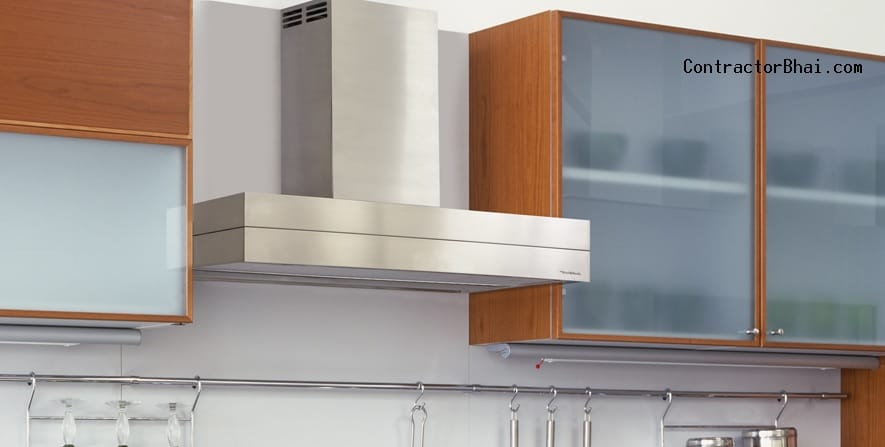 Kitchen Hood - Ducted vs Ductless chimney