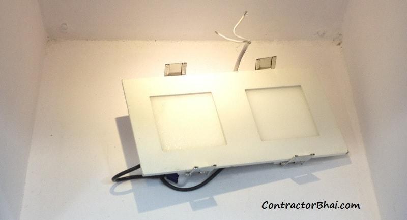 LED vs CFL VS incandescent