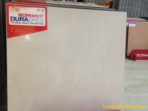 Levigato Plazo Bianco 600x600mm GVT Floor Tiles
