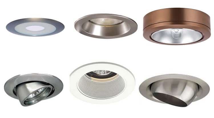 different types of lighting fixtures. Recessed LED Lights Different Types Of Lighting Fixtures A