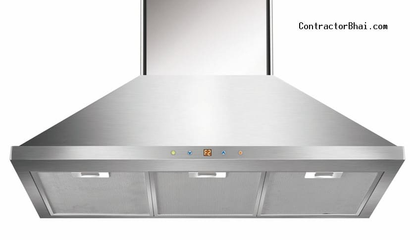 Understand Suction Power Kitchen Hood Chimney