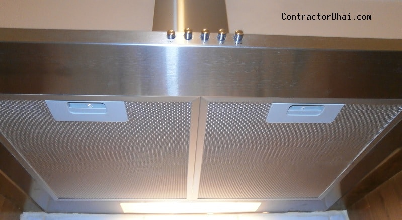 Indian Electric Chimney Hood Energy Consumption Noise level