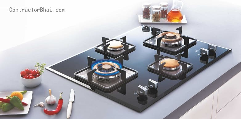 How easy is Built-in-Hobs Cleanning and Maintainance