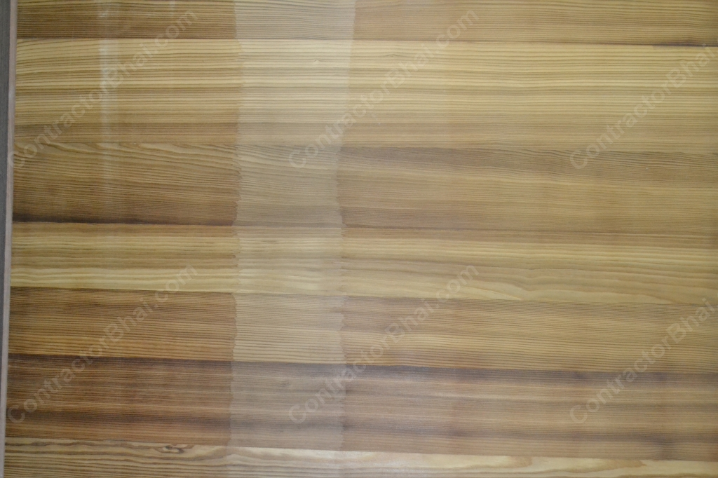 Decorative Vener -Smoked-Laminated-Larch