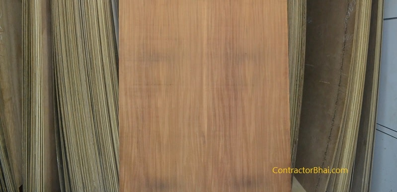 Decorative veneer overview mahogany veneer