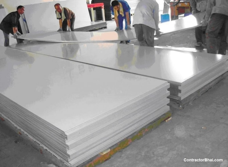 Introduction To Acp Sheets Contractorbhai