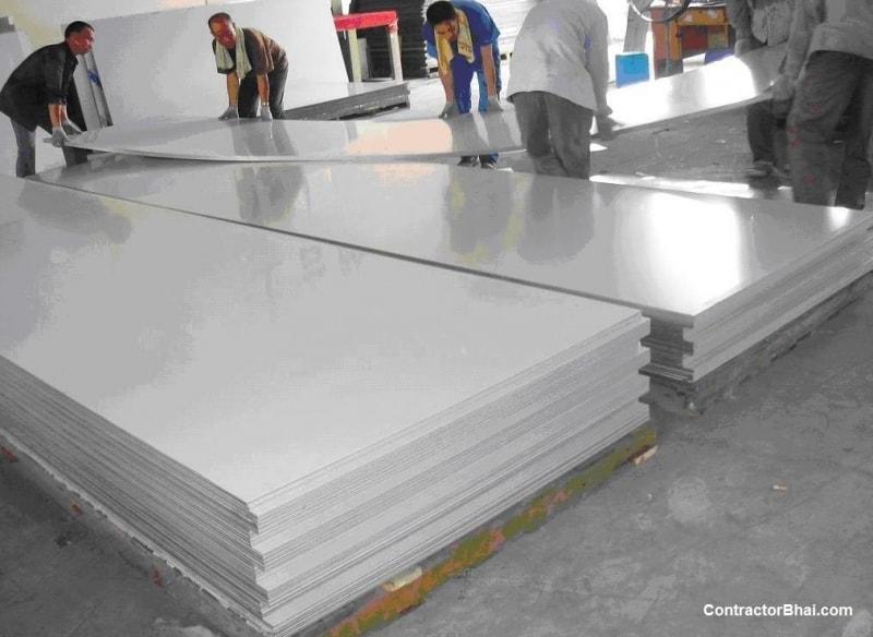 ACP- Aliminium Composite panels