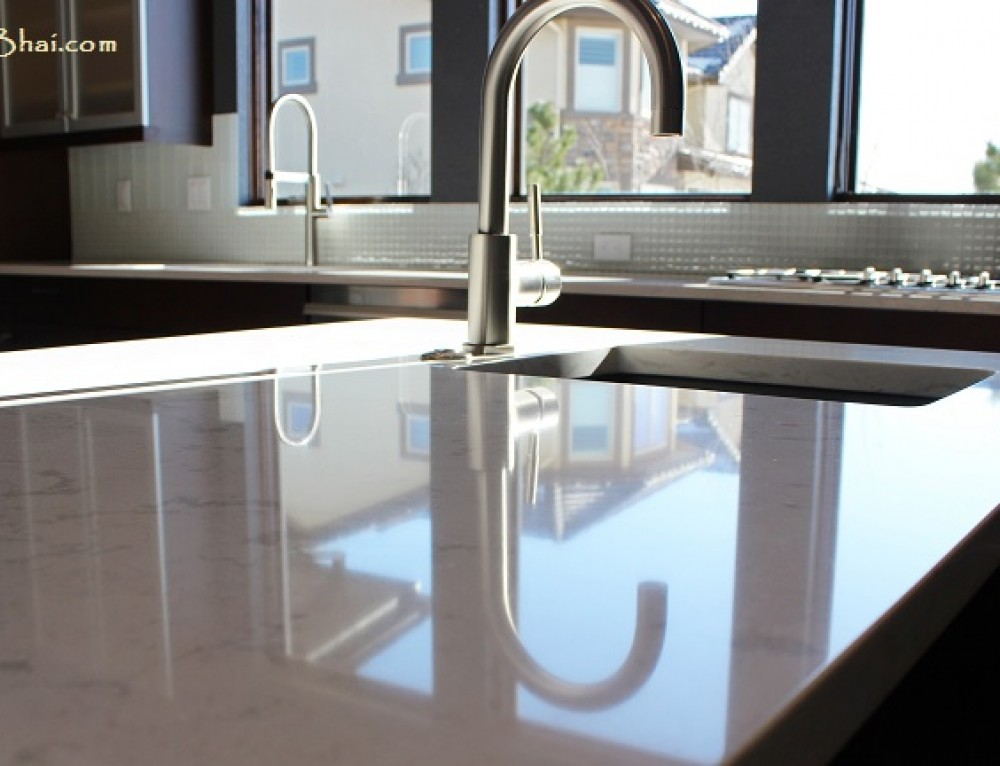 Corian Countertops vs Granite Countertop for Kitchen Platform