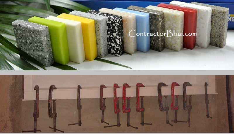Difference between Acrylic Solid Surface & Polyester Solid Surface